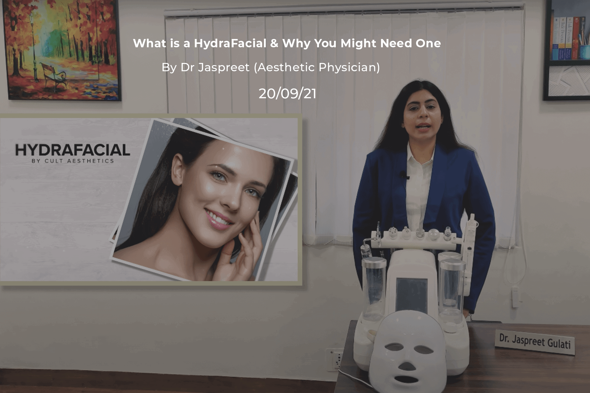 What is a HydraFacial & Why You Might Need One